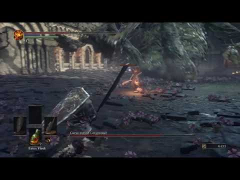 DARK SOULS III (PS4) - Curse-Rotted Greatwood