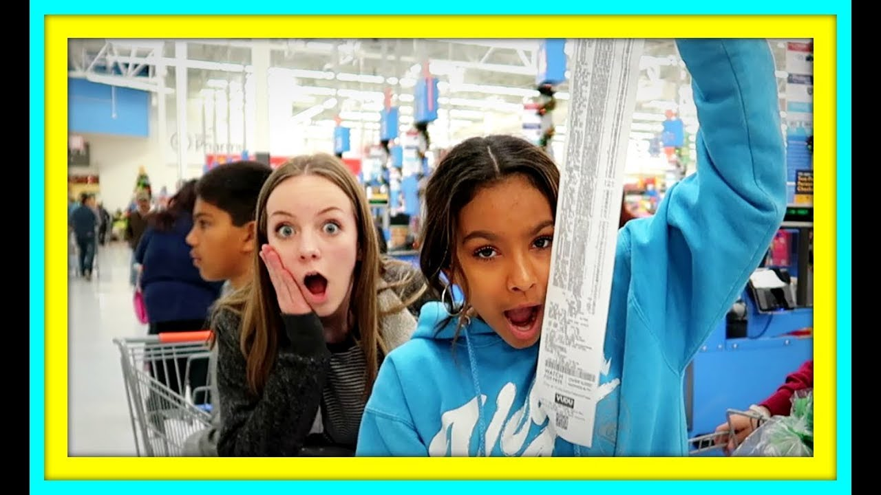 GROCERY SHOPPING LARGE FAMILY | GROCERY HAUL