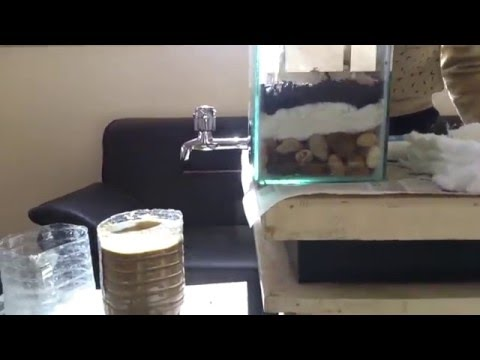 Building Activated Carbon Filter | SMART AGRICULTURE SYSTEM