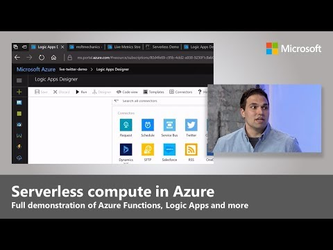 Build apps faster with Azure Serverless