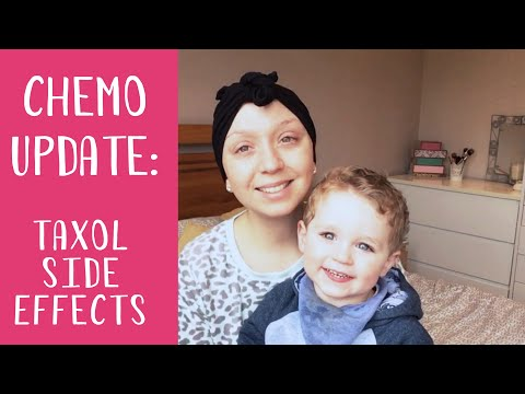 My Cancer Journey | Taxol Chemo Update