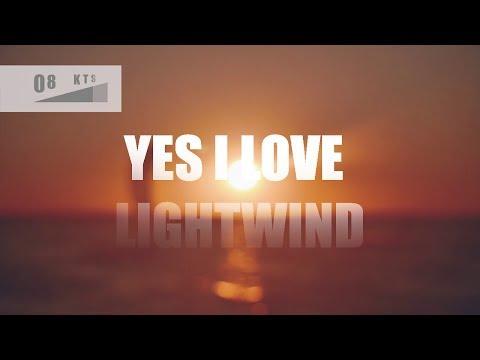 Learn Kitesurfing - The Secret About Lightwind _ BOUCH