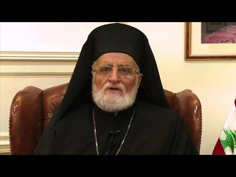 Patriarch urges Christians to stay in Syria