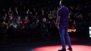 Food Fights Will Save Your Life | Desiderio Abeyta | TEDxTucson
