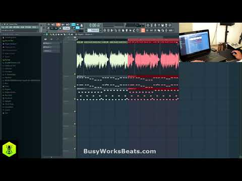 FL Studio House Beat Tutorial with Acapella Remix