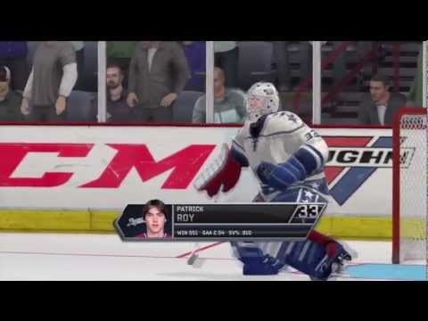NHL 12 - NHL Legends vs Czechoslovakia period1