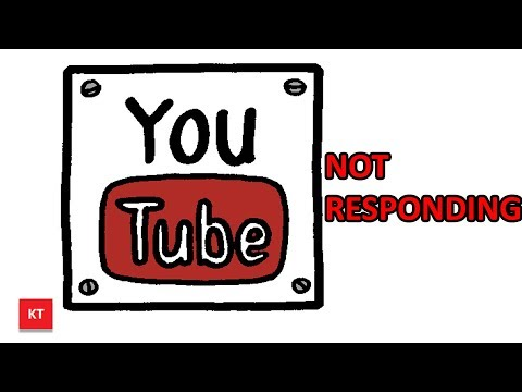 YouTube app: YouTube app is not responding in android device