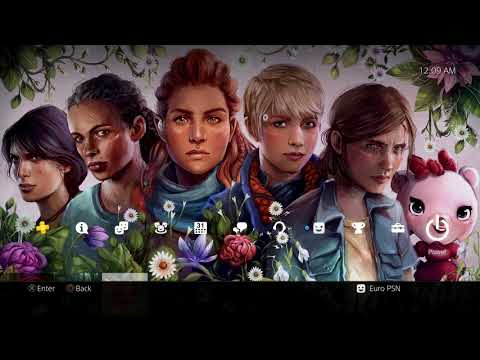 Free PS4 theme for International Women's Day 2018 (UK Euro PSN ID required)