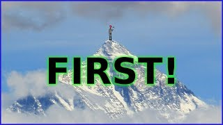 The MYSTERY of the First EVEREST Summit