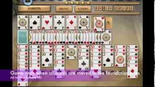 How To Play Streets Solitaire - Pandora's Solitaire Collection (Download new version now!)