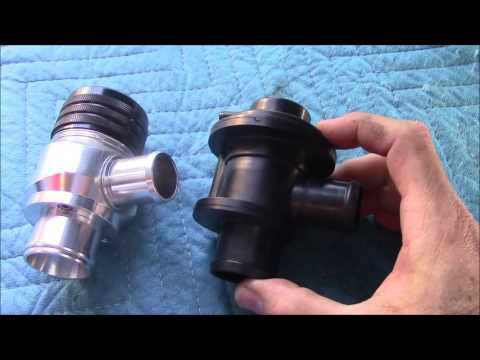 2015 WRX Turbo XS Hybrid Blow off valve install and test (Sound) Run