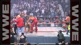 Scott Hall turns on Kevin Nash: Slamboree 1998