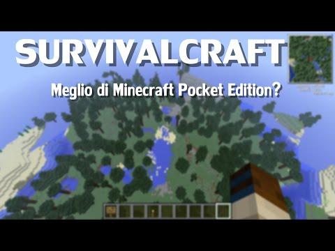 SurvivalCraft - Alternativa a Minecraft - PE