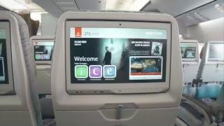 Cabin Tour | New Emirates Boeing 777-300ER