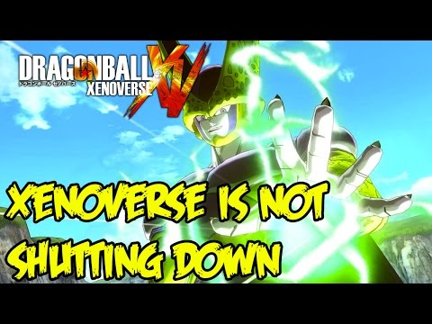 Dragon Ball Xenoverse Is NOT Shutting Down! Also Keep Send Feedback for the next DBZ Game!