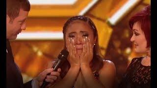 Alisah Banoabra Says TEARFUL Goodbye To Britain! The X Factor UK 2017