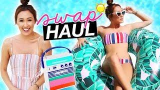 Download SUMMER SWAP HAUL! W/ SarahJaneBetts! 🇦🇺 Video