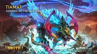 SMITE - God Reveal - Tiamat, Goddess of the Salt Sea