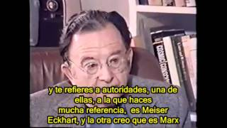 Erich Fromm entrevista Subtítulos español