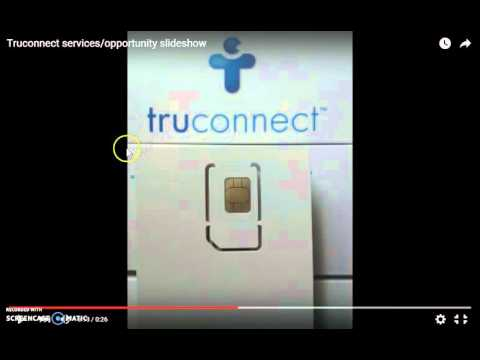 Truconnects Lifeline Smartphones and GSM (Att and Tmobile)Sim Cards