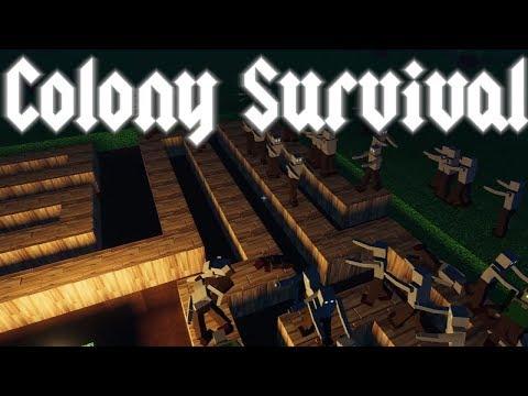 Colony Survival - Guns for hire! - Episode 12