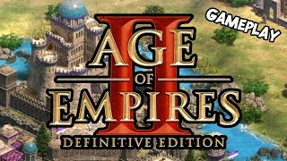 First Look at AoE2 Definitive Edition Gameplay
