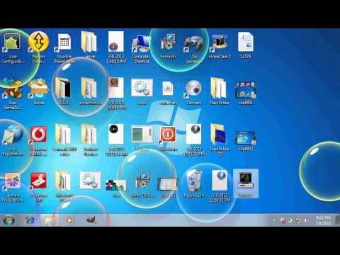 How to get screensavers on Windows Starter Pack