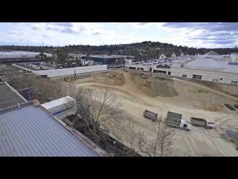 The New Eastland Construction Progression