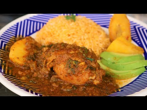 Best Chicken Stew Ever - Traditional Ecuadorian Seco de Pollo Recipe