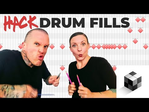 How to Make Drum Fills - Music Theory Hacks for Programming MIDI Drums