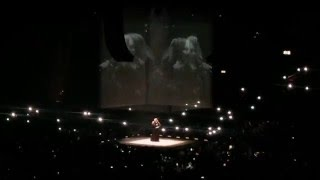 Adele  Someone Like You Crowd Singing