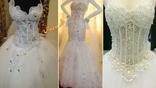 اجمل بدلات اعراس لعيونكم 👰 فساتين زفاف روعة 💘wedding dresses 2017