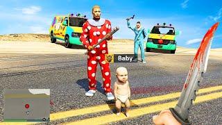 Wir RETTEN das BABY in GTA 5 RP!