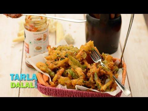 Veg Crispy, Chinese Crispy Fried Vegetables by Tarla Dalal