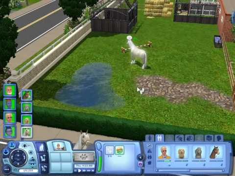 The Sims 3 Legacy Challenge - Part 121: The Unicorn Breeding Project