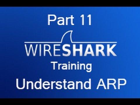 Wireshark Training - Part 11 Understanding ARP