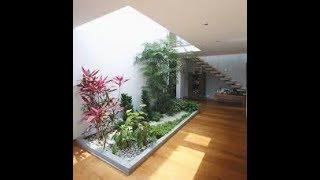 Desain Air Terjun Dinding Rumah Minimalis