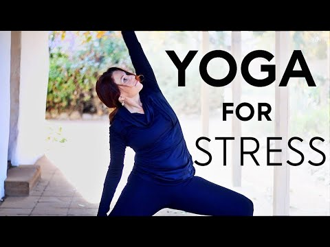 Yoga For Stress, Anxiety And Depression