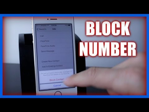 Smartphone How to - Block a Phone Number on Your iPhone