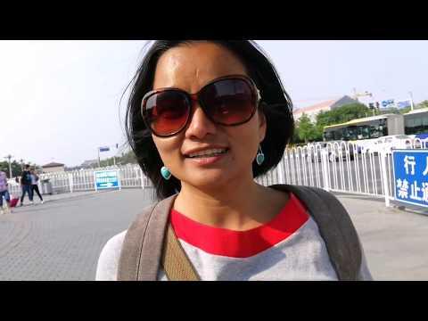 Trip to China, Beijing, Forbidden City, Tiananmen Square, the Great Wall by Coach Da Suksai