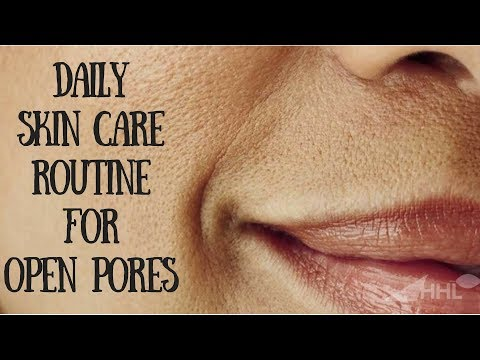 How To Minimize LARGE OPEN PORES | Get Smooth, Tighter,Younger Looking Skin 100% Effective | AVNI