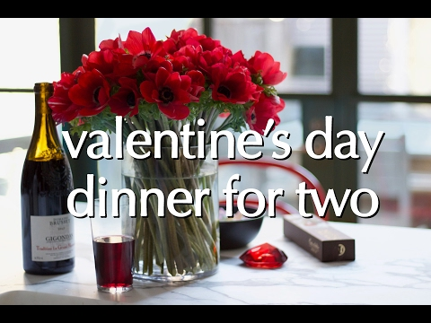 Dinner Party Tonight: Valentine's Day Dinner for Two