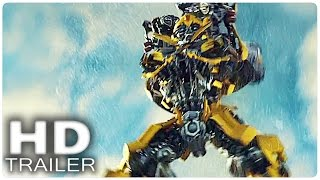 TRANSFORMERS 5 NEW Trailer Teaser (2017)