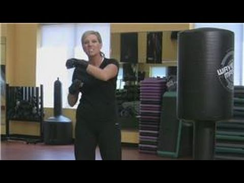 How to Get Fit : Punching Bag Workout Tips