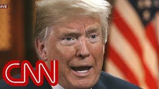 Trump: I hold Putin responsible for election meddling