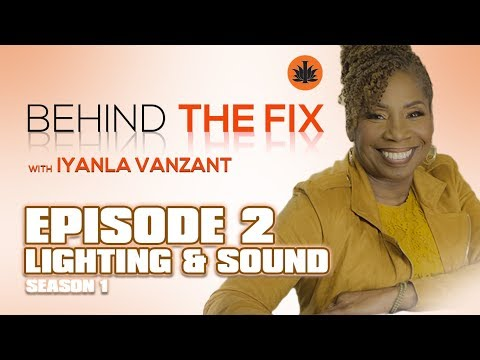 Behind The Fix S01E02:  Lighting & Sound