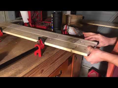 DIY Wooden Shelves and Brackets