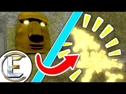 Wealthy God Unlimited Gold! - Roblox Booga Booga (Tribe Survival Game EP 9)