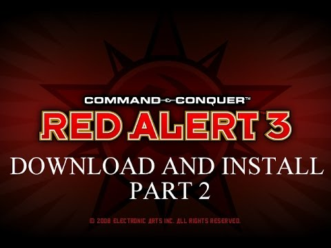HOW TO GET RED ALERT 3 FULL AND EASY (FREE FOR PC TURTIOLS) PART 2