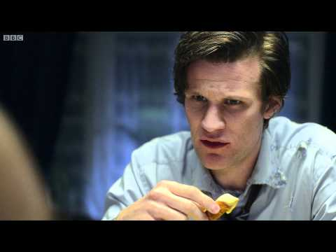 Fish fingers... and custard? - Doctor Who - BBC